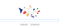 Google Calder Tribute