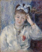 Portrait of Mme Marie Murer