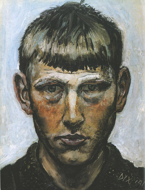 Fabuleux Catalog Paintings - Otto Dix XH56
