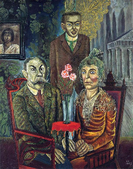 The Family of the Painter Adalbert Trillhaase